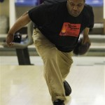 Obama Special Olympics Bowler