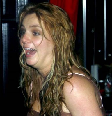 Britney amused when she is informed why sex-attacker did not attack!