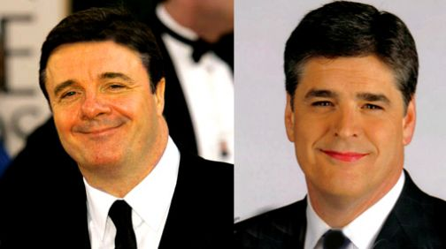 Hannity Set to Play Lane's Gay Brother in Birdcage 2